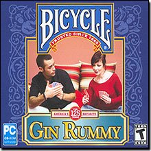 UPC 999993419664, Bicycle Gin Rummy