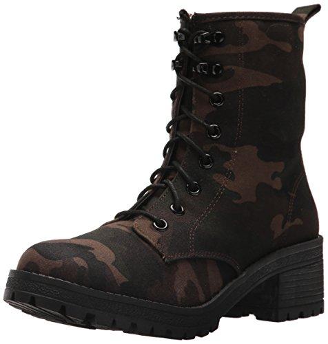 Madden Girl Women's Eloisee Combat Boot
