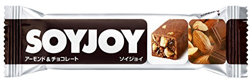 SOYJOY almond chocolate flavor MADE IN JAPAN!!!! 30g x12pc