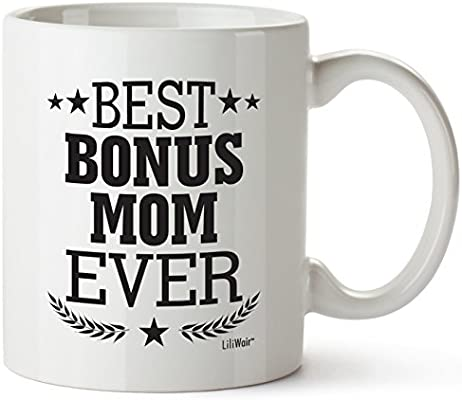 Step Mom Gifts Mothers Day Birthday Gift Greatest Funny San Valantine Cool Unique For Best From Daughter Son Cheap Xmas Gag