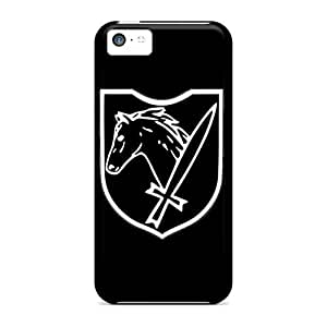 New Arrival Iphone 5c Case Horse And Sword Case Cover