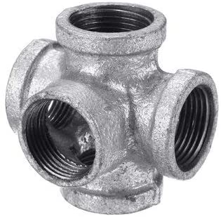 """BLACK MALLEABLE IRON 90º ELBOW BENT Male x Female THREAD 1//2/"""" 3//4/""""1/"""" BSP FITTING"""