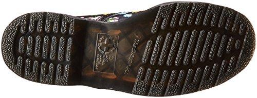 Dr. Martens Pascal DF Black Darcy Floral 22728001, Boots Noir