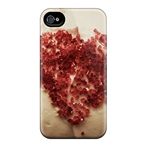 Lajonline Iphone 4/4s Hard Case With Fashion Design/ Nnf4834mbFS Phone Case