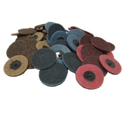 """3"""" Roloc Surface Conditioning Sanding Disc Mixed - 25 Pack"""
