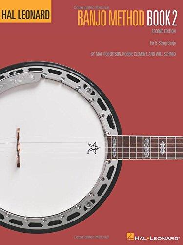 Hal Leonard Banjo Method - Book 2: For 5-String Banjo ()