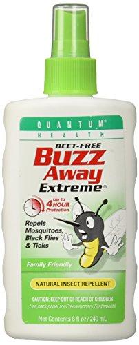 Quantum Health Buzzaway Spray, 8 Ounce
