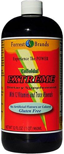 Colloidal Extreme: 135% 0f 12 essential vitamins plus Tra...