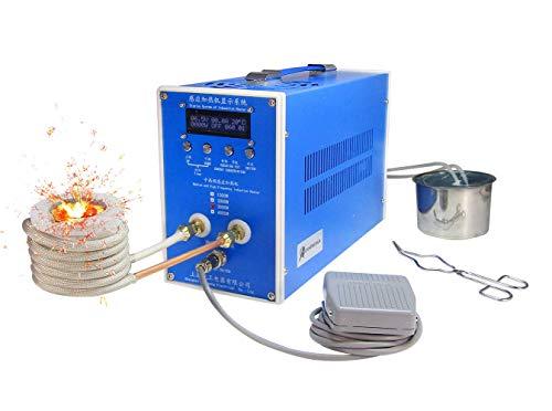KUNHEWUHUA High Frequency Induction Furnace
