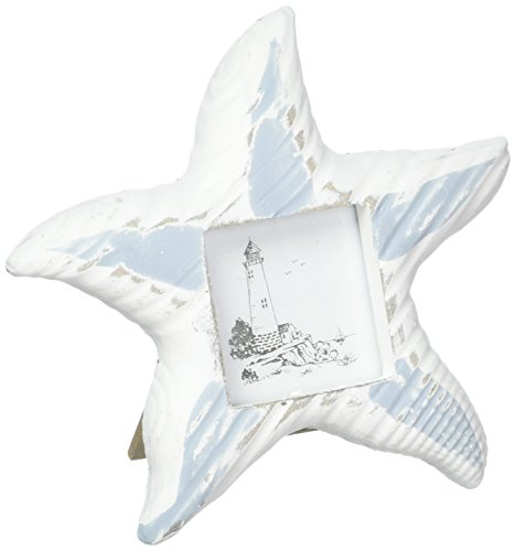 - Small Wooden Starfish Photo Frames W8460 (Pack of 8)