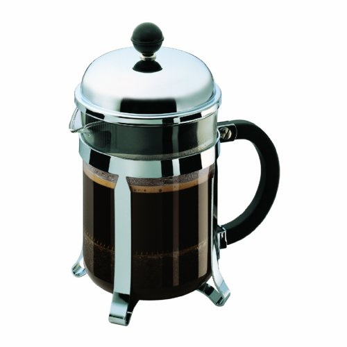 Bodum Coffee Maker Drip : Bodum Chambord 4 Cup Shatterproof French Press Coffemaker, 0.5 l, 17-Ounce