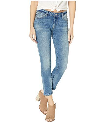 Lucky Brand Women's Mid Rise Lolita Skinny Ankle Jean, Pinnacle, 29W X -