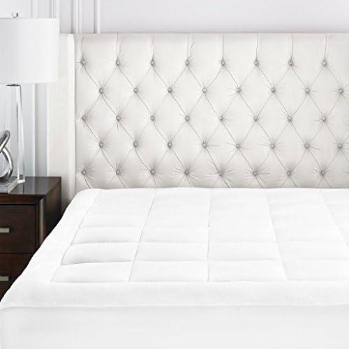 Amazon.com: Protector para colchones Beckham Hotel ...