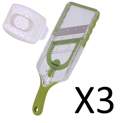 Progressive HG-52 Adjust-A-Slice Mandoline -  Progressive Housewares