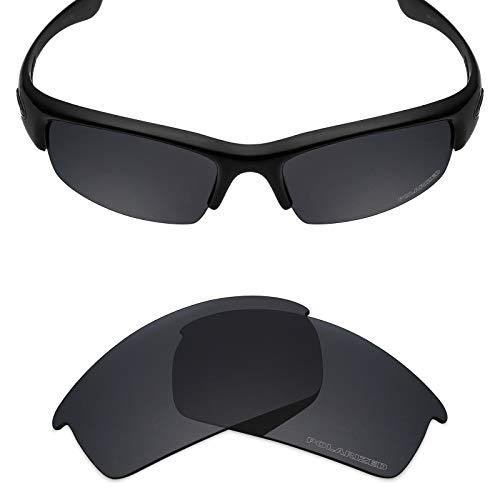 Mryok+ Polarized Replacement Lenses for Oakley Bottlecap - Stealth - Lenses Oakley Cap Bottle