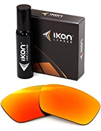Ikon Replacement Lenses for Oakley Fuel Cell - Multiple Options