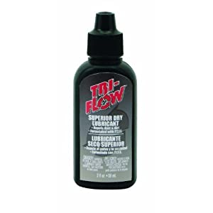 Tri Flow Dry Lube (2 Oz Drip Bottle)