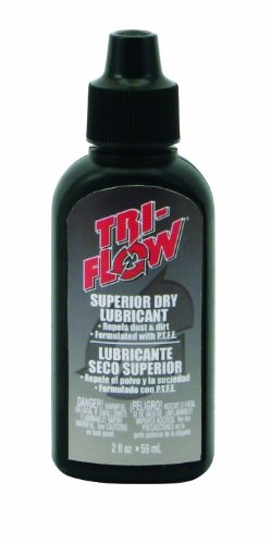Tri Flow Dry Lube (2 Oz Drip Bottle)