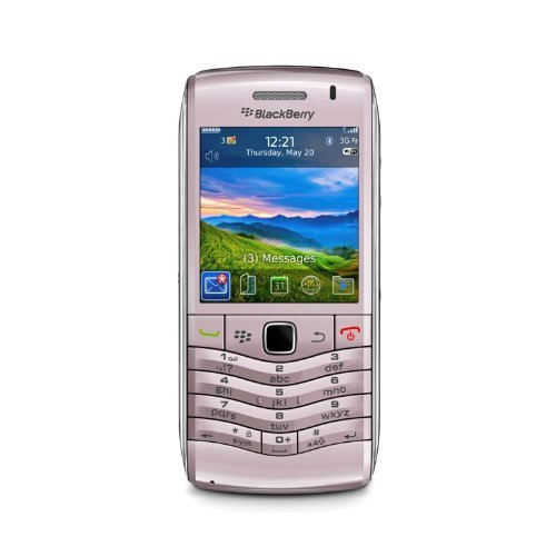 blackberry pearl 3g 9105 pink amazon in electronics rh amazon in BlackBerry Pearl 8130 Smartphone BlackBerry Pearl 3G Review