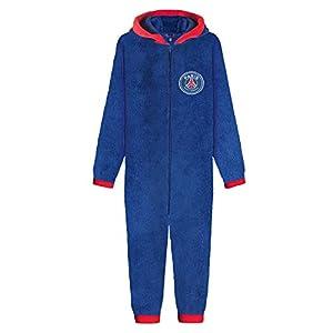 PARIS SAINT-GERMAIN PSG Officiel - Combinaison de Pyjama thème Football - garçon 14