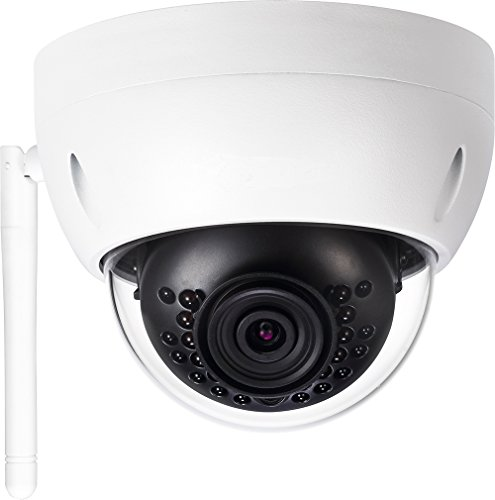 Cheap IPC-HDBW1320E-W 3MP IR Mini-Dome Wi-Fi Network Camera