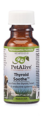 PetAlive Thyroid Soothe, 20-Gram Bottle