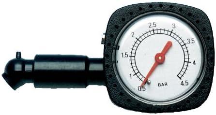 Unitec 75561 Reifendruckpr/üfer bis 4,5 bar