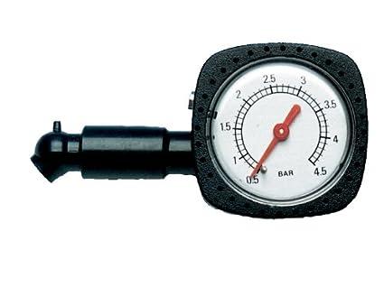 Unitec 75561 - Manómetro para la presión de las ruedas (4,5 bar)
