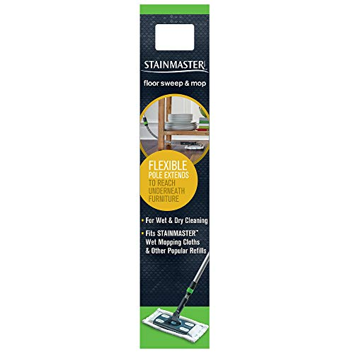 STAINMASTER Microfiber Sweep and Mop Floor Cleaning Kit