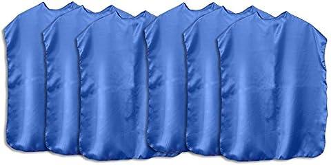Superhero Capes Children Set of 24 (All Blue)