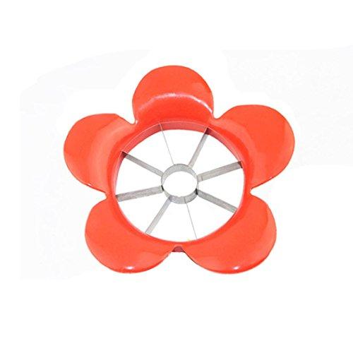 Sujing Stainless Steel Apple Corer Cutter Apple Slicer Wedger Kitchen Gadgets Wedger Divider