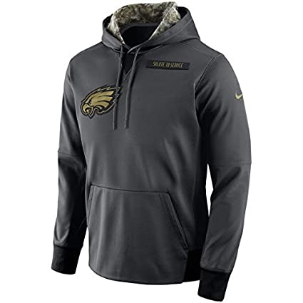 outlet store bef36 0cebb Amazon.com: Philadelphia Eagles 2016 Nike Salute to Service ...