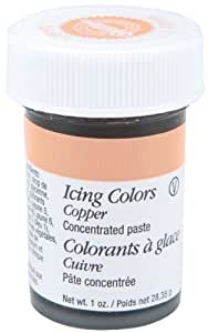 Wilton Copper Icing Color Pattern, 1-Ounce