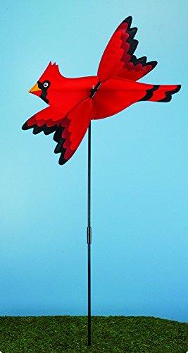 - Red Cardinal Garden Spinner Wholesale Lot (6)