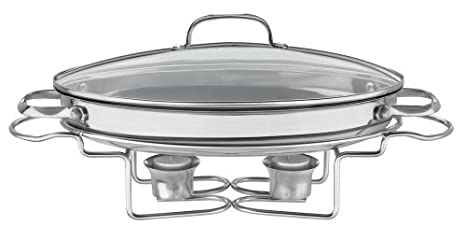 Cuisinart 7MS2-32 Stainless Mini Dutch Oven Servers, Set of 2