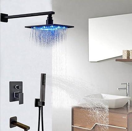 Shower Head LED Shower Jet Regulator Kitchen Tap Sink Faucet wahlset