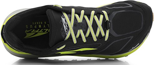 Altra AFM1859F Men's Olympus 3 Running Shoe, Black/Yellow - 11 D(M) US by Altra (Image #3)