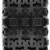 Set of 2 SunF A027 XC ATV UTV Knobby Sport Tires