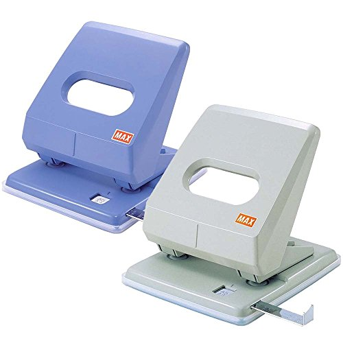 (Max Heavy Duty High Capacity 2-Hole Puncher (50 Sheets Paper) DP-F2GF 1 Unit)
