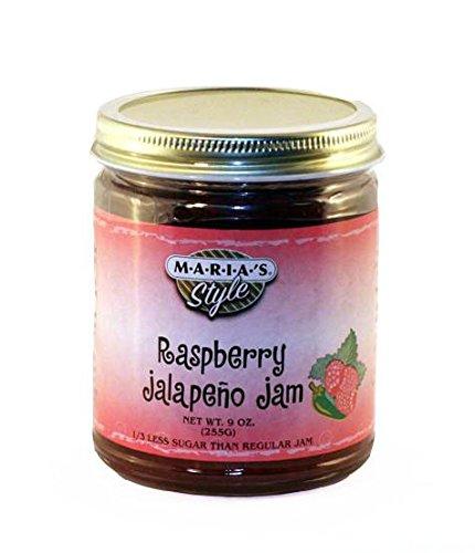 Raspberry Jalapeno Jam (3 Pack)