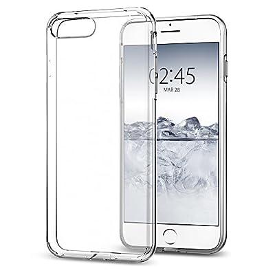 Spigen Liquid Crystal [2nd Generation] iPhone 8 Plus (2017) / iPhone 7 Plus (2016) Case Variation Parent
