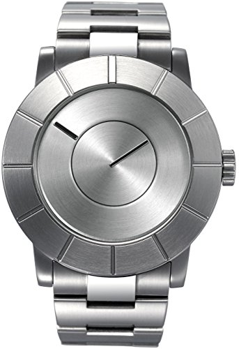Issey Miyake Men's TO AUTOMATIC Watch Silver #SILAS001