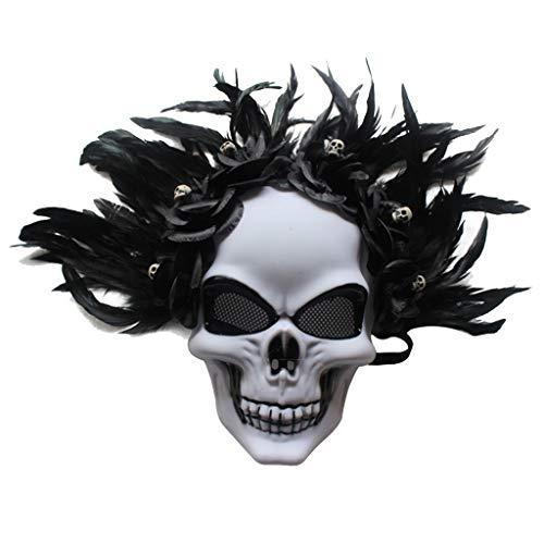 Masks Ghost King Halloween Christmas Cosplay Halloween Couple,