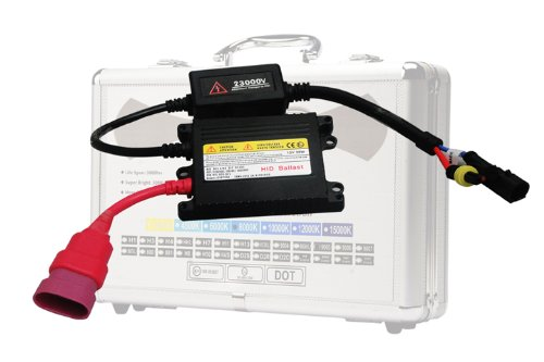 hid digital 9007 2 10000k xenon high intensity discharge conversion kit with digital ballasts