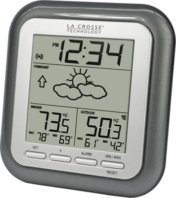 La Crosse Technology WS-9133T-IT-CBP Wireless Indoor/Outdoor Thermometer - Quantity 4