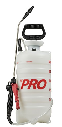 RL Flo-Master 3 gallon Sprayer - Polyethylene Tank Compression Sprayer