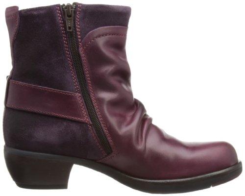 Fly London Mel, Stivali Donna Viola (Purple 008)