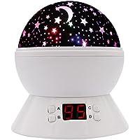 Star Sky Night Lamp,ANTEQI Baby Lights360 Degree...
