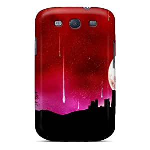 High Quality ICLvsXV7251ouPYW Falling Star City Tpu Case For Galaxy S3