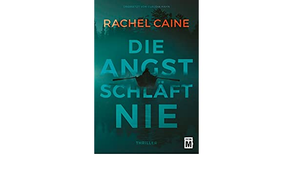 Die Angst Schläft Nie Stillhouse Lake 1 German Edition Kindle